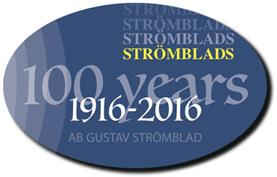 Strömblads 100 år brev