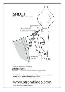 Instruction Spider Banner lift